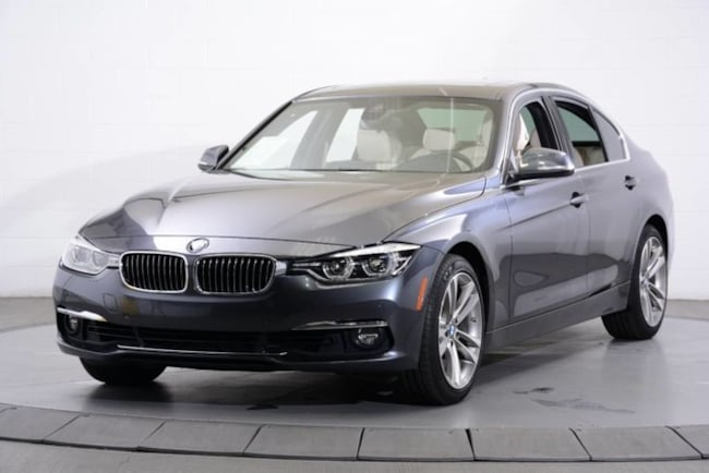 Certified 2017 BMW 330i Sedan For Sale Near Dallas, TX