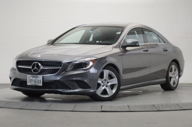 Pre-Owned 2015 Mercedes-Benz CLA For Sale | Grapevine TX