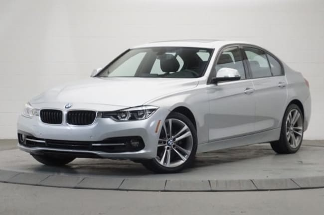 Certified 2016 BMW 328i w/SULEV Sedan For Sale in Grapevine, TX