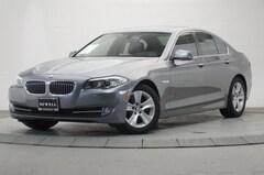 2013 BMW 528i Sedan