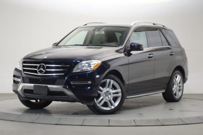 Pre-Owned 2015 Mercedes-Benz M-Class For Sale | Grapevine TX