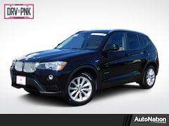 2016 BMW X3 sDrive28i SAV