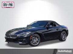 2020 BMW Z4 sDrive 30i Convertible