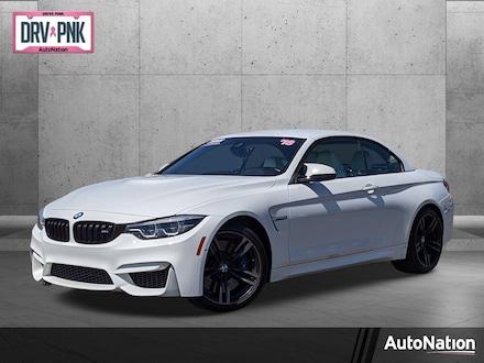 2018 BMW M4 Convertible