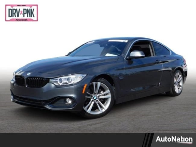 2016 BMW 428i w/SULEV Coupe