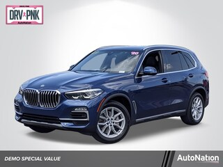 2020 BMW X5 xDrive40i SAV in [Company City]