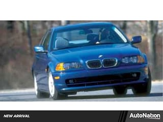 Used 2003 BMW 323Ci Coupe