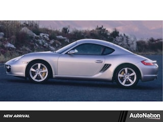 Used 2006 Porsche Cayman S Coupe for sale