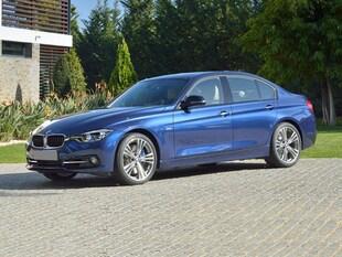 2018 BMW 320i Sedan WBA8A9C5XJK623348