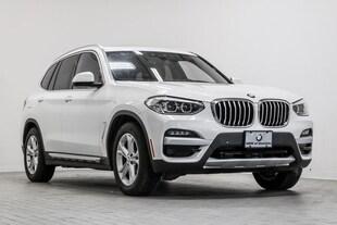 2021 BMW X3 PHEV xDrive30e SAV 5UXTS1C08M9D72777