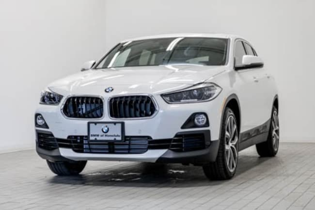New 2018 BMW X2 sDrive28i Sports Activity Coupe for sale in Honolulu, HI at BMW of Honolulu