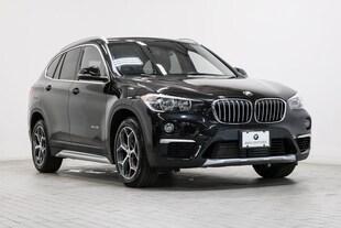2018 BMW X1 sDrive28i SAV WBXHU7C38J5H40685
