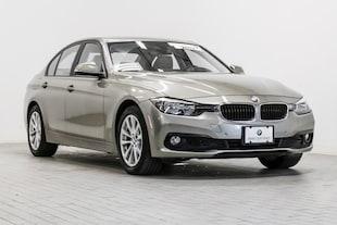 2017 BMW 320i Sedan WBA8E1G3XHNT72516