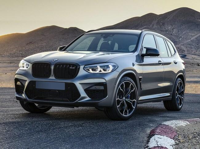 New 2020 BMW X3 M M SAV for sale in Honolulu, HI at BMW of Honolulu