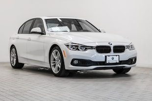 2018 BMW 320i Sedan WBA8E1G54JNU89886
