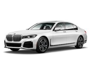 2021 BMW 740i Sedan WBA7T2C04MCE60859