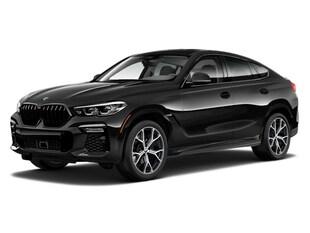 2021 BMW X6 xDrive40i SUV 5UXCY6C0XM9E47247