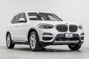 2021 BMW X3 PHEV xDrive30e SAV 5UXTS1C03M9D79362