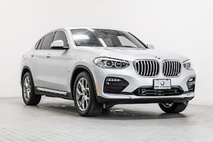 2020 BMW X4 xDrive30i Sports Activity Coupe 5UX2V1C02L9D62697
