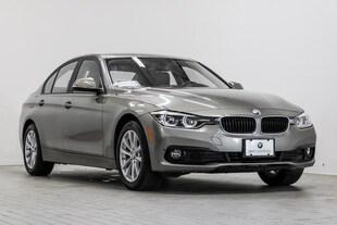 2018 BMW 320i Sedan WBA8A9C54JAH11966