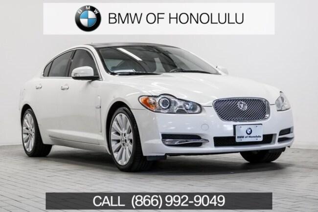 Used Cars Honolulu >> Pre Owned 2009 Jaguar Xf For Sale In Honolulu Hi Sajwa06b49hr42052