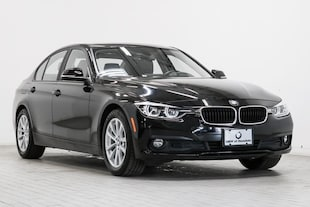 2018 BMW 320i Sedan WBA8E1G50JNU91179