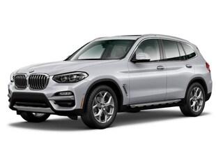 2021 BMW X3 sDrive30i SAV 5UXTY3C0XM9E58568