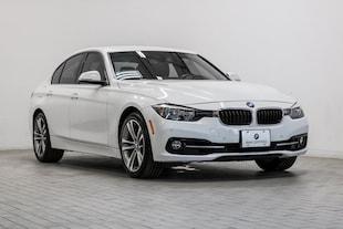 2017 BMW 330i Sedan WBA8B9G3XHNU55287
