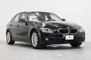 2017 BMW 320i Sedan WBA8E1G3XHNU18779