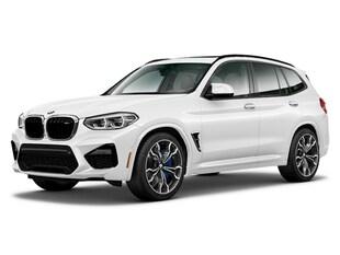 2020 BMW X3 M SAV 5YMTS0C03L9C30743