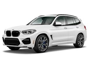 2020 BMW X3 M SAV 5YMTS0C07L9C29143