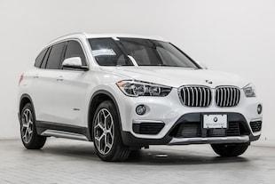 2018 BMW X1 sDrive28i SAV WBXHU7C35J5L05555