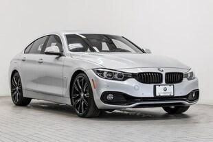 2018 BMW 430i Gran Coupe WBA4J1C55JBM09982