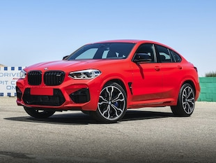 2020 BMW X4 M Base Sports Activity Coupe