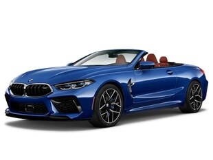 2020 BMW M8 Convertible WBSDZ0C02LCD77043