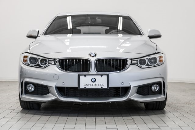 Certified Pre-Owned 2017 BMW 430i w/SULEV For Sale in Honolulu HI |  WBA4F7C54HG438388
