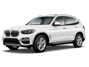 2021 BMW X3 xDrive30i SAV 5UXTY5C04M9E20250