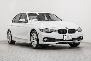 2017 BMW 320i Sedan WBA8E1G3XHNU18247