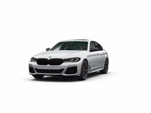 2021 BMW 540i Sedan WBA53BJ02MCH43352