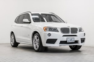 2014 BMW X3 xDrive35i SAV 5UXWX7C58E0E81887