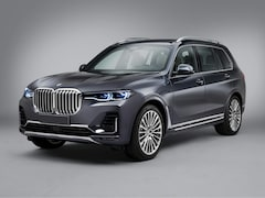 2019 BMW X7 xDrive50i SUV 8-Speed Automatic