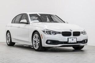 2017 BMW 320i Sedan WBA8E1G58HNU13906