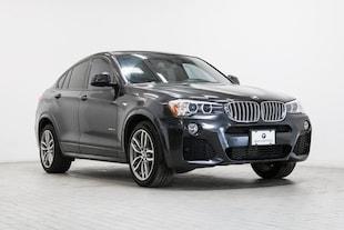 2018 BMW X4 xDrive28i Sports Activity Coupe 5UXXW3C51J0Z60434