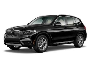 2021 BMW X3 sDrive30i SAV 5UXTY3C02M9G47327