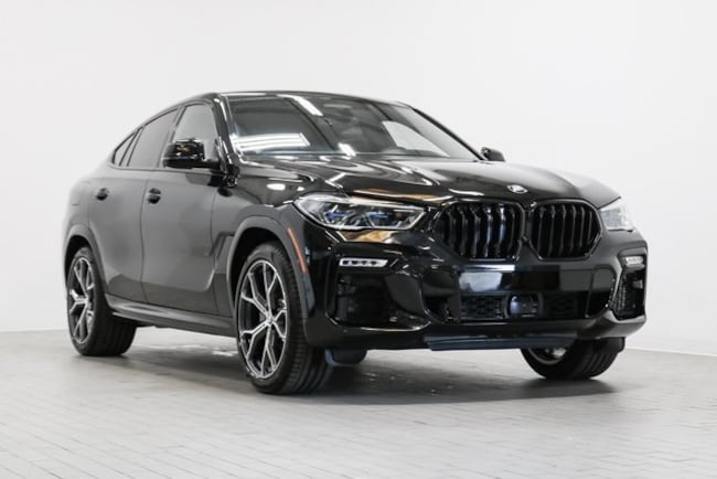 New 2020 BMW X6 xDrive40i Sports Activity Coupe for sale in Honolulu, HI at BMW of Honolulu