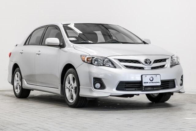 Pre Owned 2012 Toyota Corolla For Sale In Honolulu Hi 2t1bu4eexcc767342