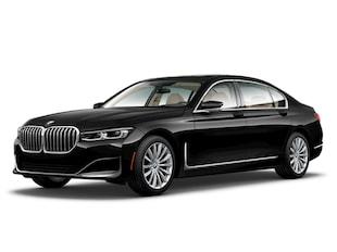 2021 BMW 740i Sedan WBA7T2C04MCE56360