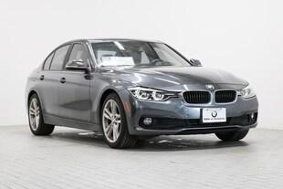 2017 BMW 320i Sedan WBA8E1G58HNU15106