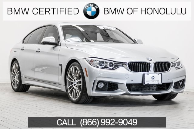 2016 BMW 428I >> Certified Pre Owned 2016 Bmw 428i W Sulev For Sale In Honolulu Hi Wba4a9c54gg507685