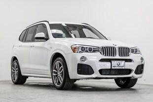 2015 BMW X3 xDrive28i SAV 5UXWX9C53F0D50296